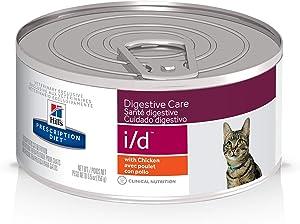 Hill's Prescription Diet Cat Food, Veterinary Care, i/d Digestive Care