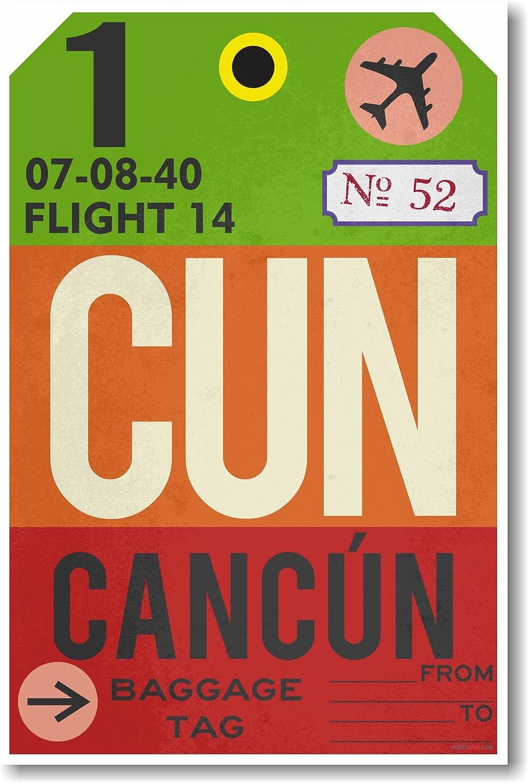 Cun – Cancun – Airportタグ – 新しい旅行ポスター