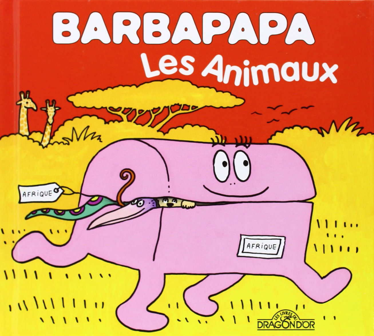 La petite bibliotheque de Barbapapa: Les animaux pdf