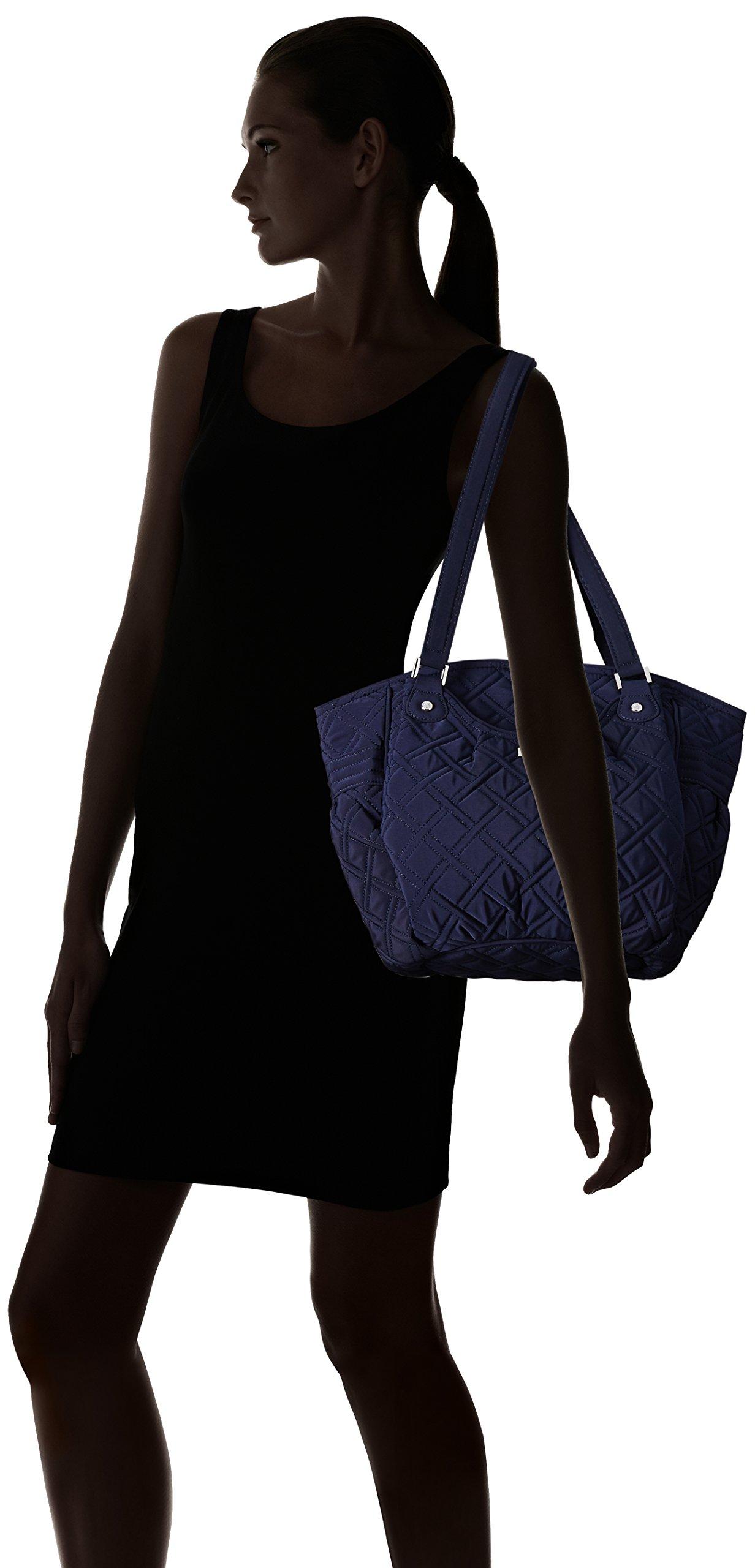 Vera Bradley Glenna 2 Shoulder Bag, Classic Navy, One Size by Vera Bradley (Image #6)
