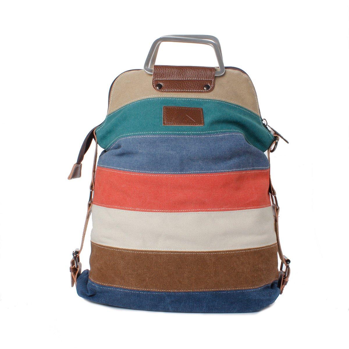 6ef9c021b La Desire Mujeres Vintage Mochila Escolar Daypacks damas mochila casual bolso  bolsos mochila Para el trabajo