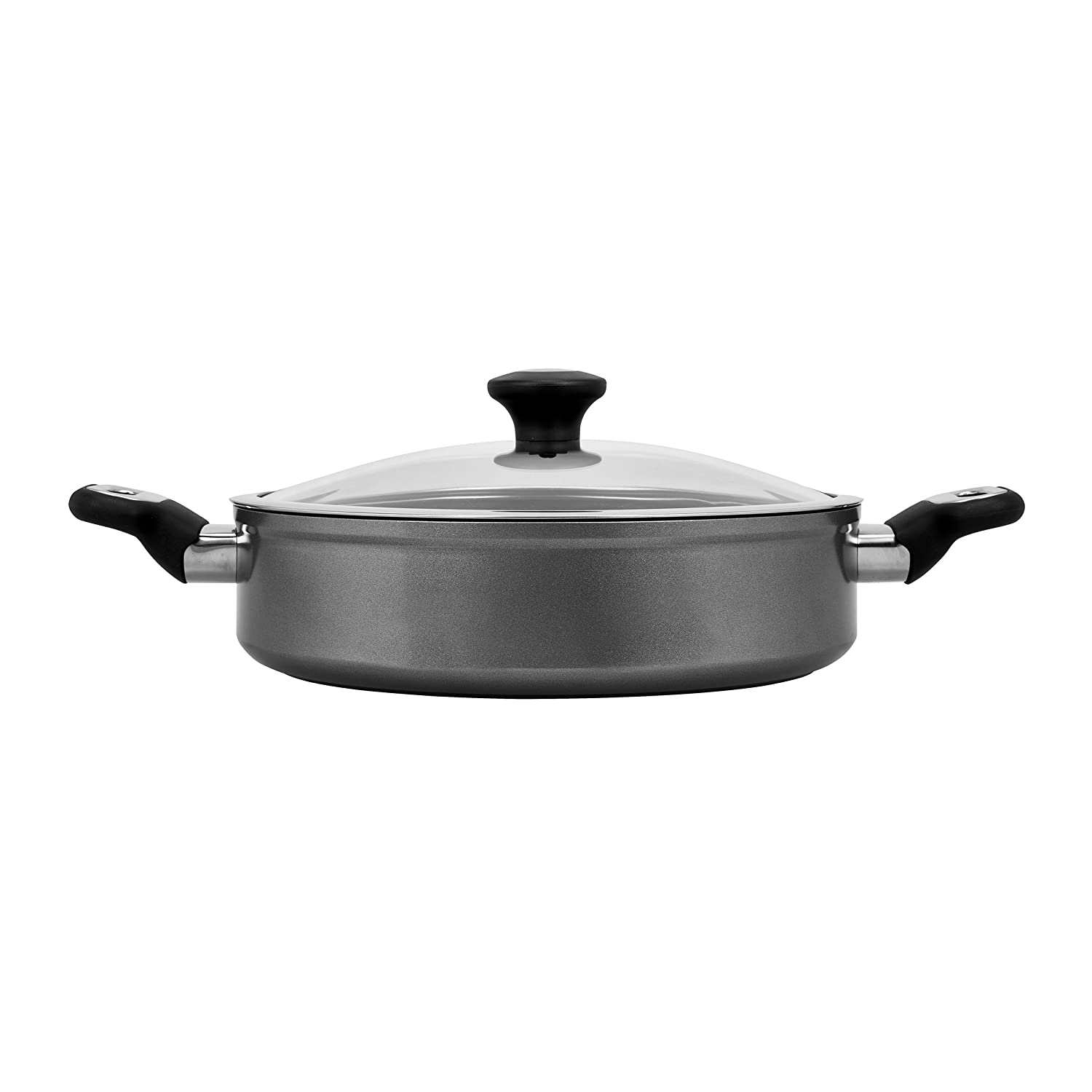 Thomas Titanium Cookware - Induction Compatible - Sauté Pan with ...