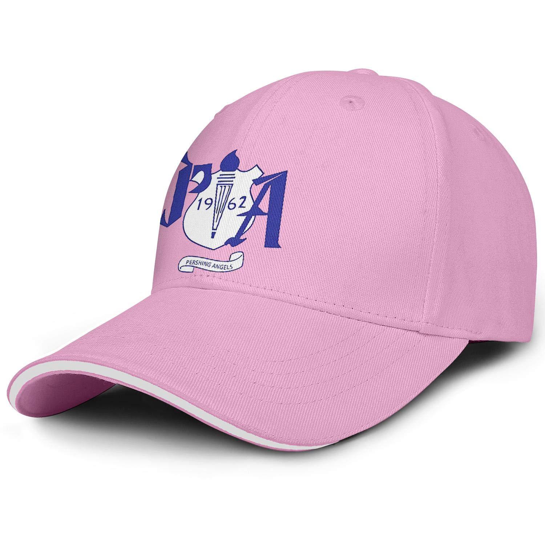 WYLIN Pershing Angels Men Women Funny Sandwich Dad Hat Sun Snapback Cap Adjustable