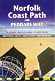 Norfolk Coast Path & Peddars Way: Trailblazer British Walking Guide: 75 Large-Scale Trail Maps & Guides to 33 Towns & Villages: Planning, Places to Stay, Places to Eat (British Walking Guides)