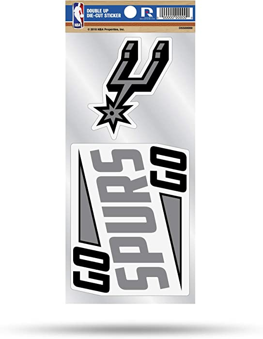 Top 10 San Antonio Spurs Laptop Stickers