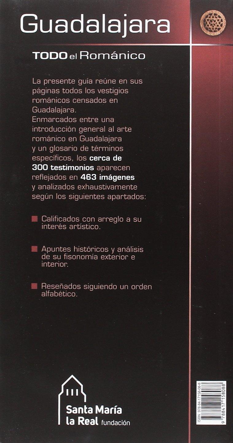 Todo el Románico de Guadalajara (Románico guías): Amazon.es: Arturo Salgado Pantoja: Libros