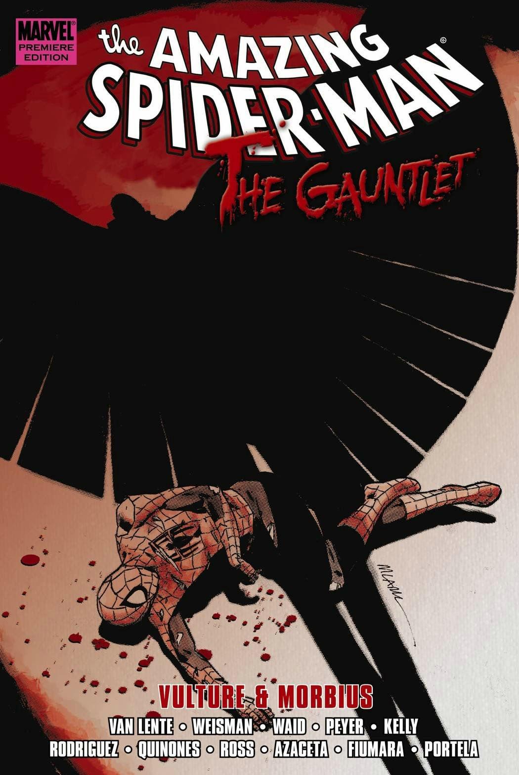 Read Online Spider-Man: The Gauntlet, Vol. 3 - Vulture & Morbius PDF