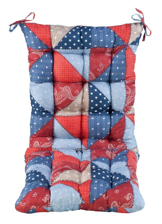 Americana Rocking Chair Cushion Set By Oakridge Comfortstm 4