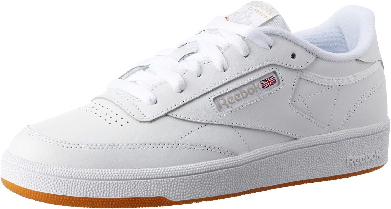 Reebok Deman Club C 85 Sneaker, grau