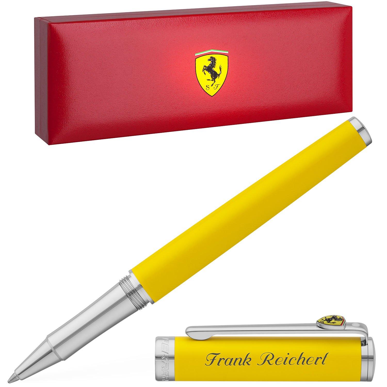 Sheaffer Kugelschreiber Kugelschreiber Kugelschreiber Ferrari Intensity Satin rot mit persönlicher Laser-Gravur rot satiniert rot Corsa B01MQ5OSOT | Verschiedene Arten Und Die Styles  f39874