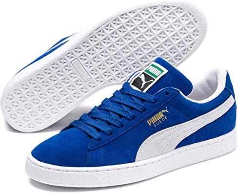 Chaussures Puma Suede Classic sneakers bases mode Mixte Adulte