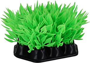 Carefree Fish Aquarium Plant Food Garde Silica Gel Plants for Fish Tank Decorations More Realistic Than Plastic Silk and Silicone