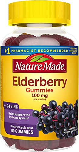 Nature Made Elderberry 100mg