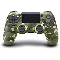 DualShock 4 Green Camouflage Controller…