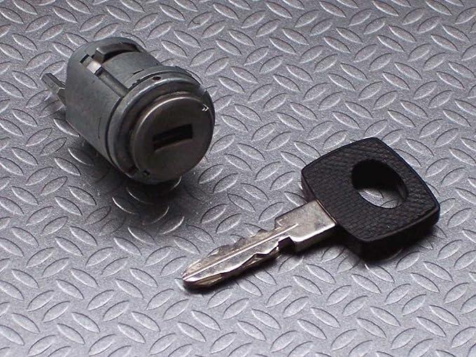 Evospeed Schließzylinder Mit Schlüssel Zündschloß Für Mercedes Benz W124 W126 Und W201 Auto