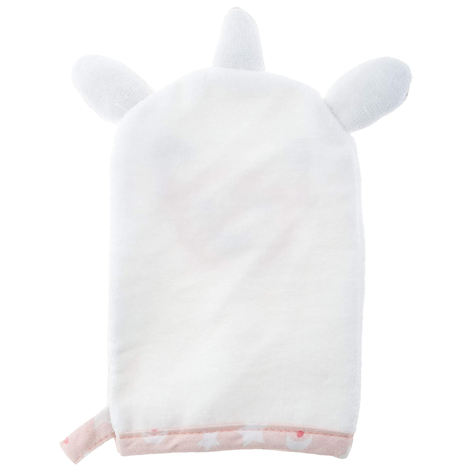 Stephen Joseph Bath Mitts Unicorn