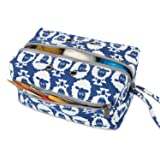 Luxja Small Yarn Storage Bag, Portable Knitting Bag