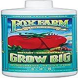 FoxFarm 790218 Fox Farm FX14010 1-Quart Grow Big Hydroponic Liquid Concentate, Blue