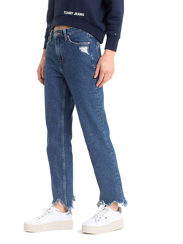 Tommy Hilfiger DW0DW04757 Jeans Mujeres: Amazon.es: Ropa y ...