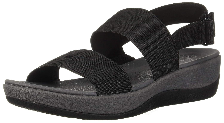 premium selection selected material sneakers Clarks Women's Arla Jacory Wedge Sandal