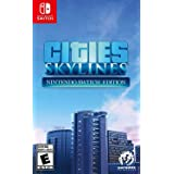 City Skylines Nintendo Switch Games and Software