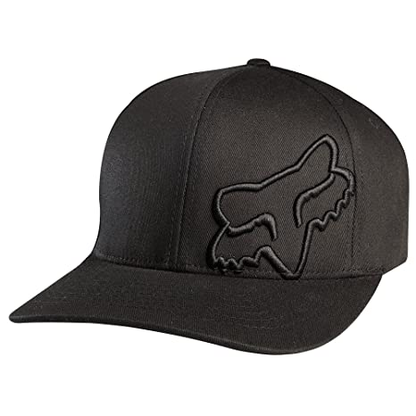 low priced 9050c fdf75 ... discount code for fox racing flex 45 flexfit hat black large xlarge  d43fe 34c8e
