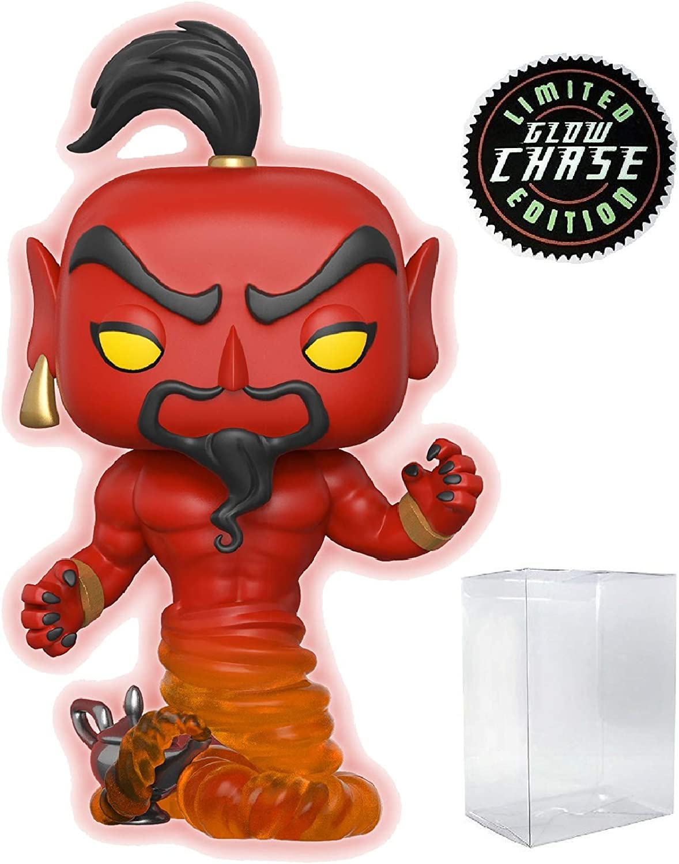 Details about  /Funko Pop Red Jafar as Genie Aladdin Disney
