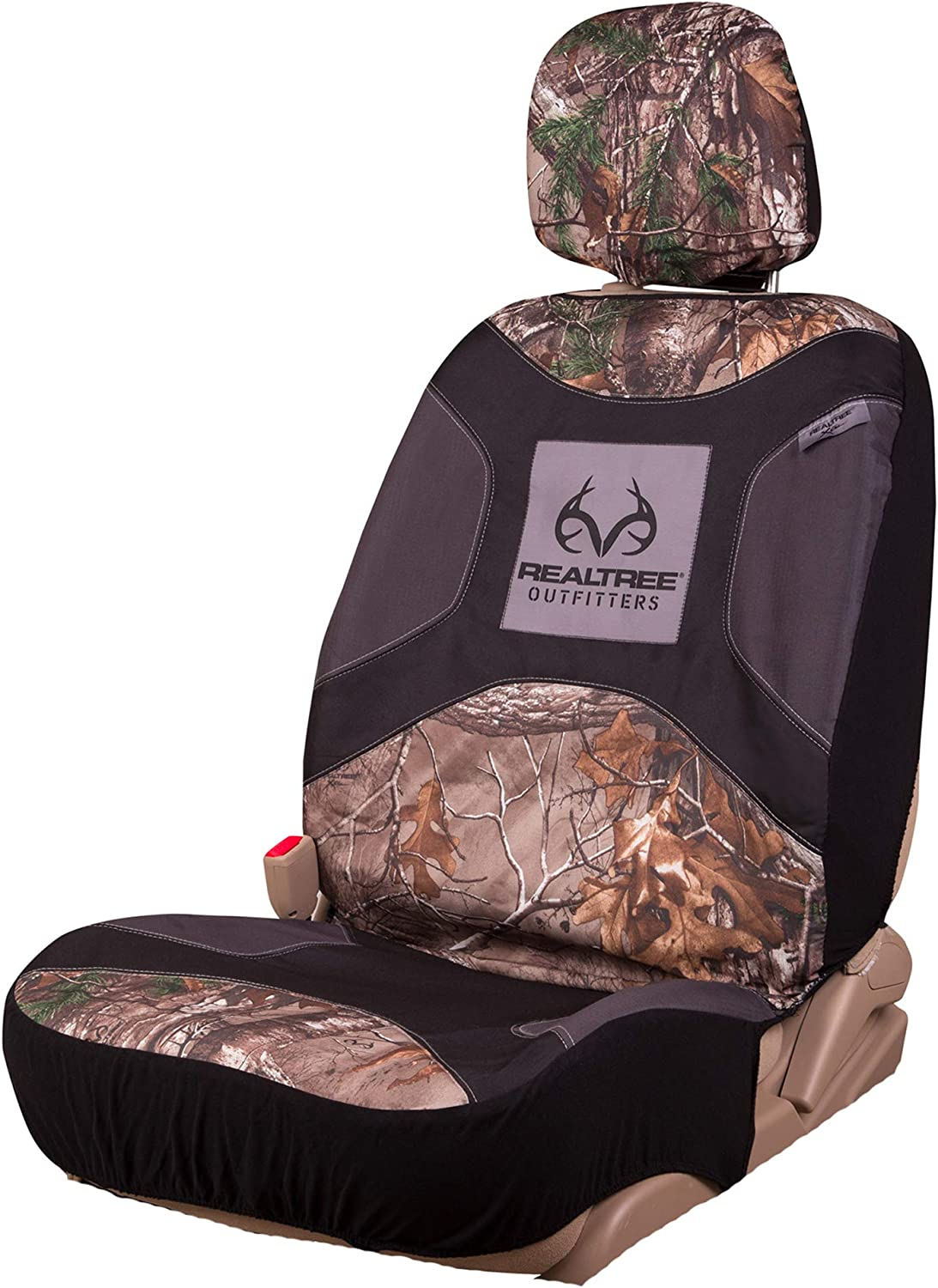 Realtree Low Back Camo Seat Covers for Car and Truck