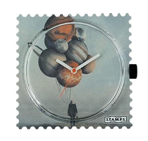 Stamps - Reloj Esfera Balloon Planets - - S.T.A.M.P.S. Relojes 104652: Amazon.es: Relojes