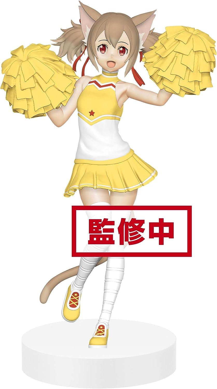 Sword Art Online Memory Defrag Exq Figure SILICA, Multicolor