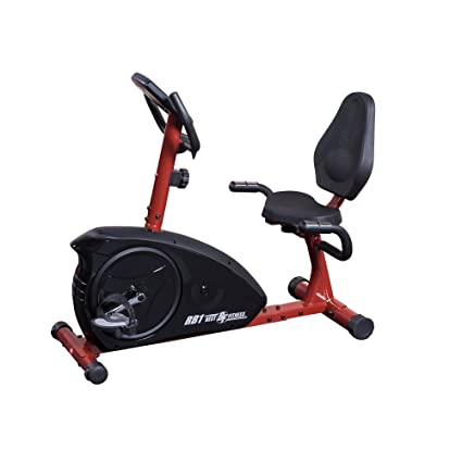 b6b0ab863a1 Image Unavailable. Image not available for. Color  Best Fitness BFRB1 Recumbent  Bike
