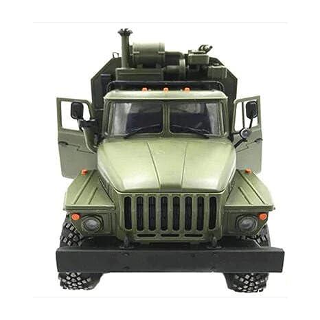 Juguete Tractor Crawler Comando Camión Symtop Vehículo Rock Militar wONn0kZ8PX