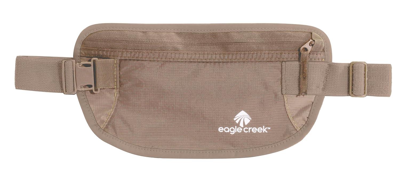 Eagle Creek Undercover Money Belt Cartera para Pasaporte, 23 cm, 2 Litros, Khaki EC-41125091