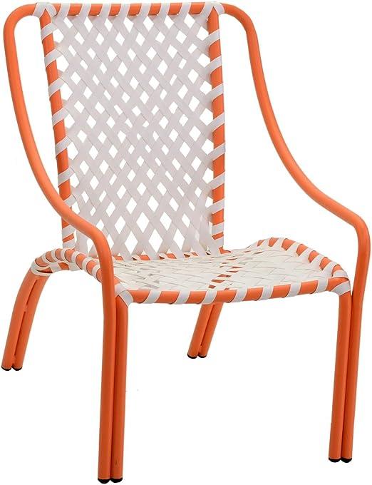 Sedie Da Esterno Colorate.Luxurygarden Poltrona Da Giardino Design Moderno Sedia Da