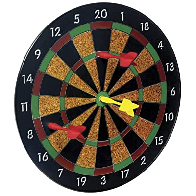 Toysmith Magnetic Dart Board: Toys & Games