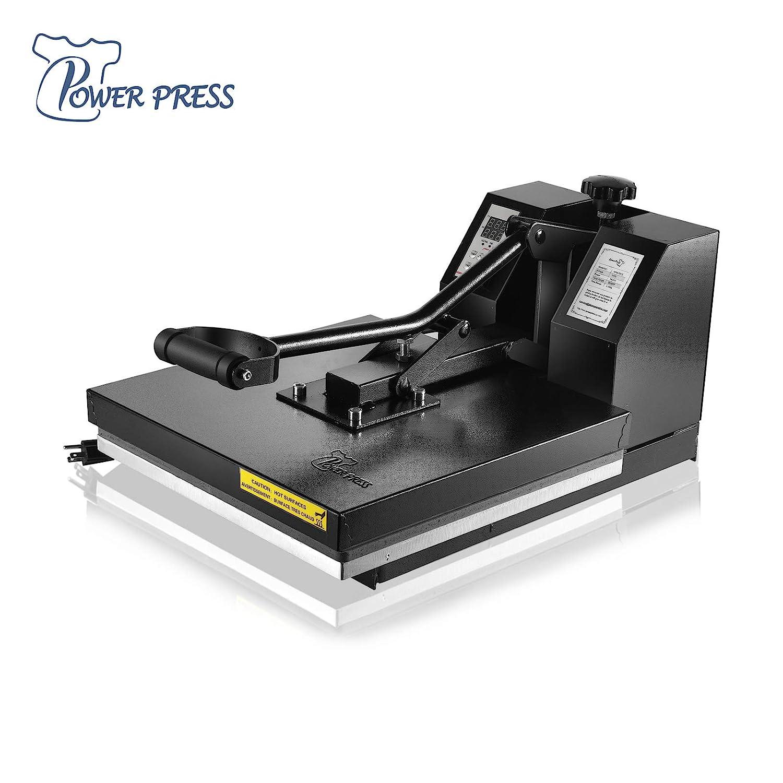 Powerpress sublimation heat press machine