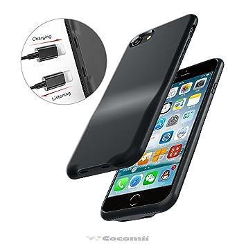 adaptateur iphone 7 coque