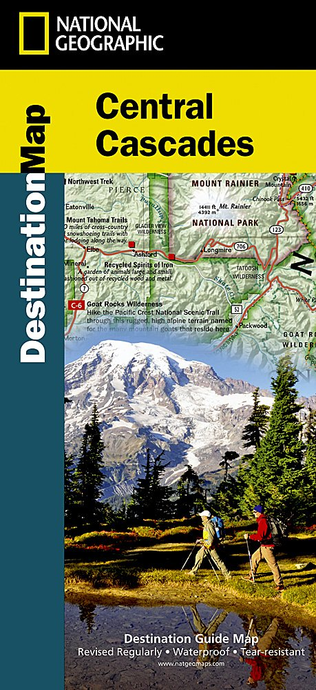 Central Cascades National Geographic Destination product image