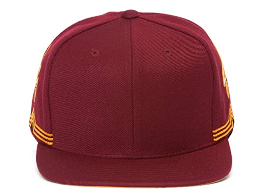 f0c3380110176 Image Unavailable. Image not available for. Color  Mitchell   Ness  Cleveland Cavaliers Blank Front Short Hook Snapback
