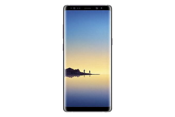 Samsung Galaxy Note 8 SM-N950F/DS Dual SIM Factory Unlocked GSM Phone -  64GB - International Version - No Warranty (Orchid Gray)