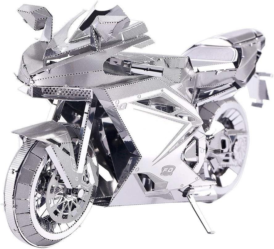 Motorcycle Metal Model