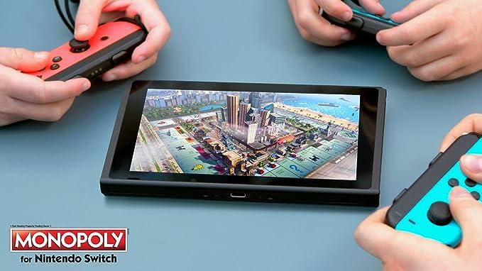 Monopoly - Nintendo Switch [Importación inglesa]: Amazon.es: Videojuegos