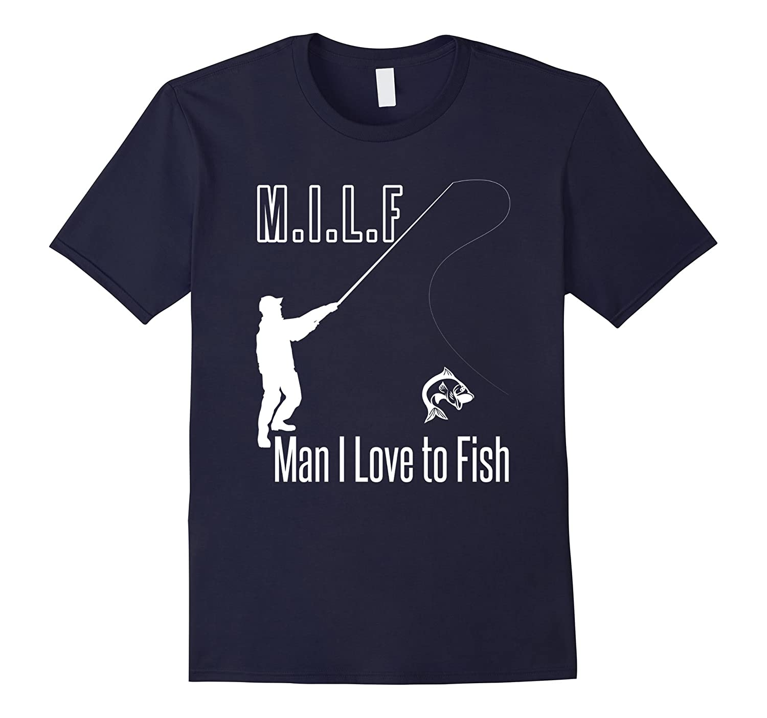 Man i love to fish t shirt goatstee for Man i love fishing