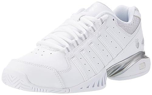 KSwiss zapatillas color de tenis para mujer color zapatillas blanco / silber tamaño 42 a2fc8f