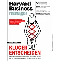 Harvard Business Manager 1/2014: Klüger entscheiden