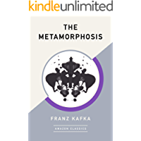 The Metamorphosis (AmazonClassics Edition) book cover