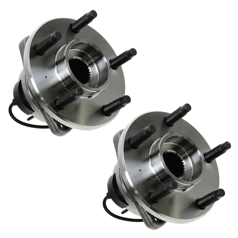 Front CV Axle Wheel Bearing /& Hub Assembly Kit Set for Malibu G6 Aura