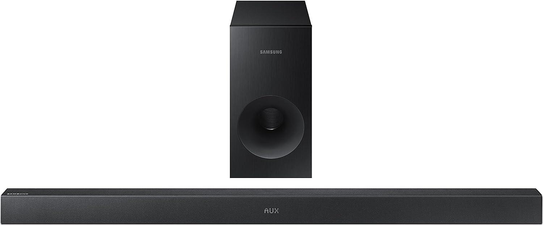 Samsung Electronics HW-K360 2.1 Channel 130 Watt Wireless Audio Soundbar (2016 Model)