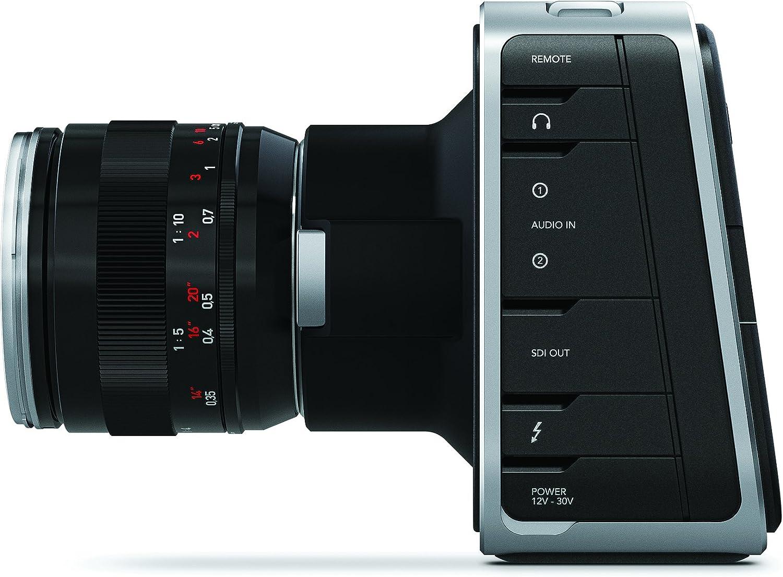 Blackmagic Design Cinema Camera With Ef Mount Black Magic Camera Camera Photo Amazon Com