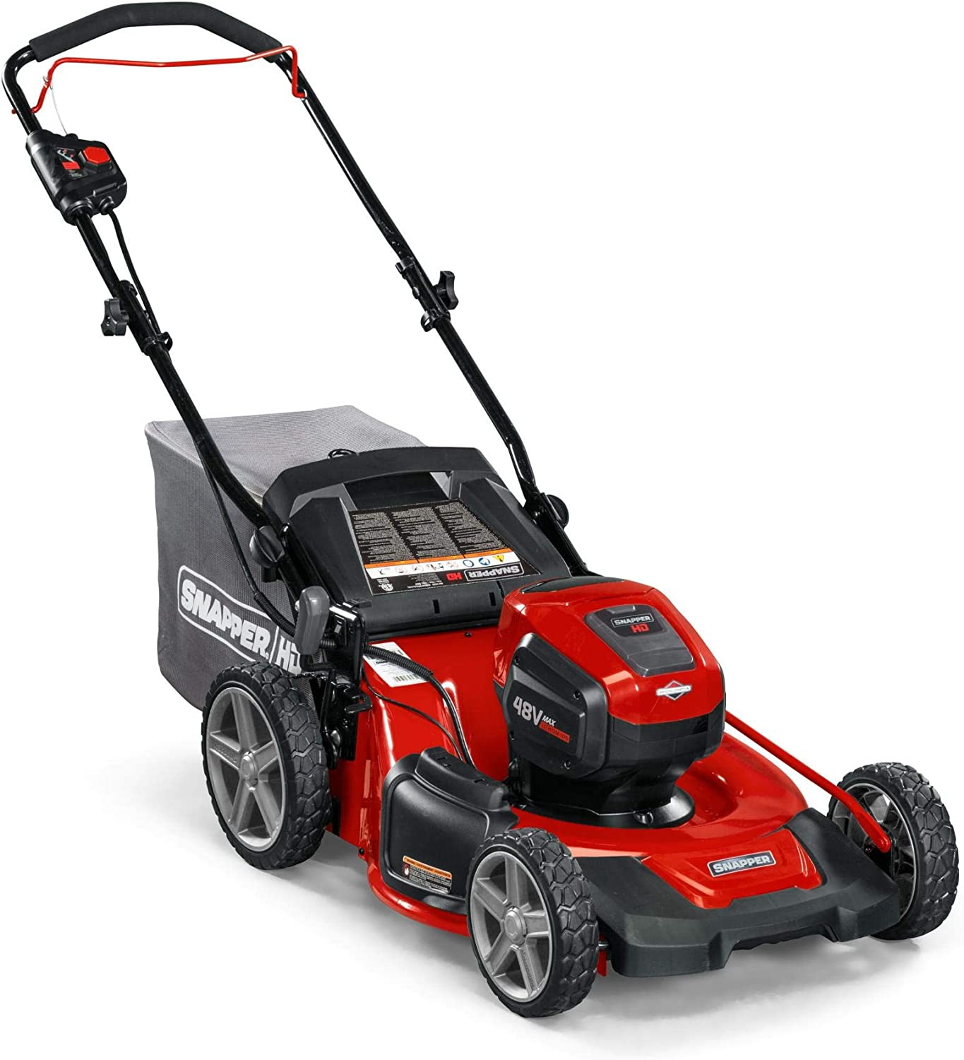 Snapper HD 48V MAX Electric Cordless Lawnmower